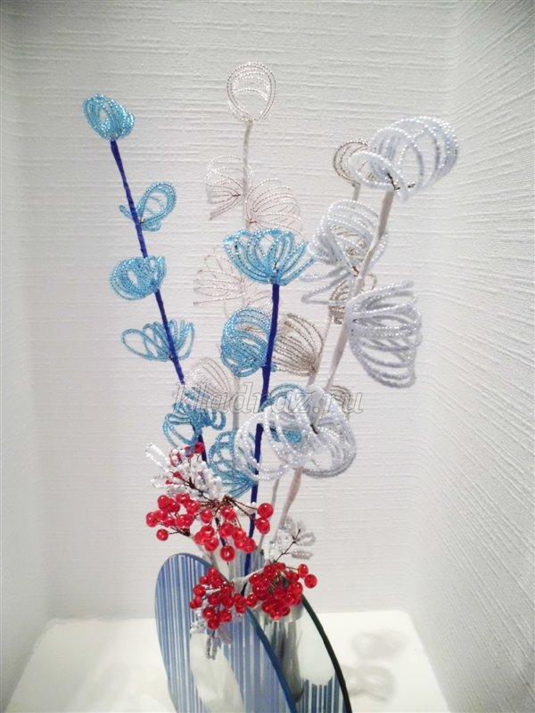 Цветы своими руками материалы