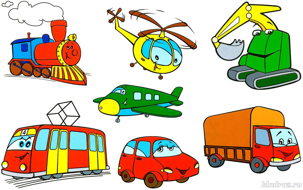 Картинки, воздушный транспорт дляей на русском языке