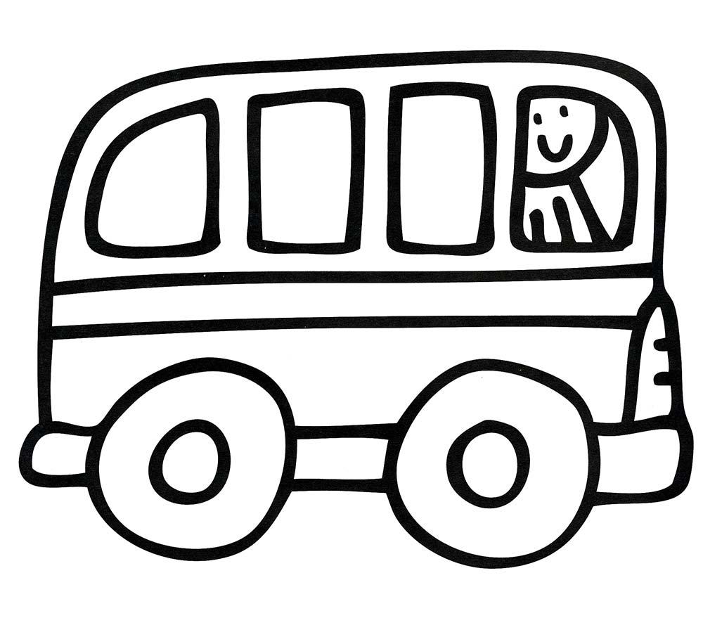 Раскраски для детей 3-4 лет. Распечатать