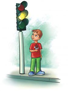 Стихи по правилам дорожного движения для начальной школы
