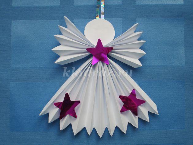 10063_638931add045c0b8fc36fc341306eaa2 Рождественский ангел поделка своими руками