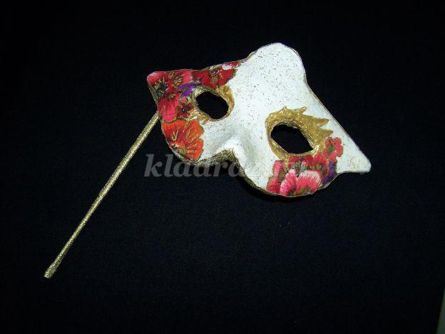 4539_c79e967642624d904c63e26ac8b8e823 Маскарадная маска своими руками. Мастер-класс с фото