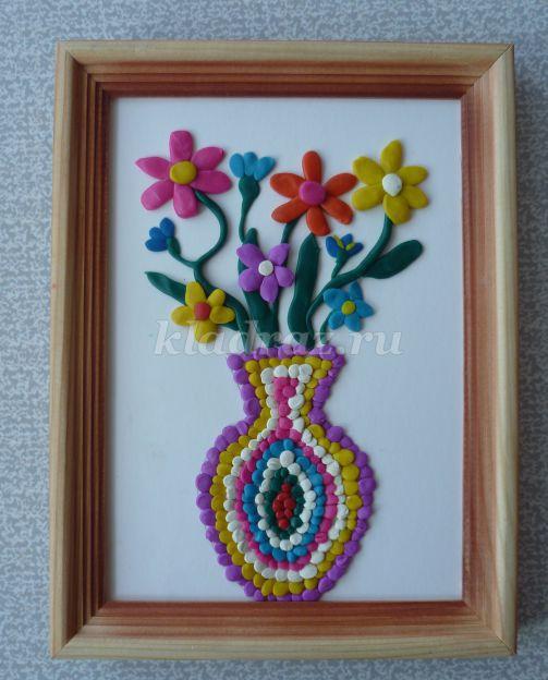 3059_1c2402df4e705164e20f8df39b4302b3 Как сделать вазу для фруктов и цветов из пластилина ⋆ Детский мир