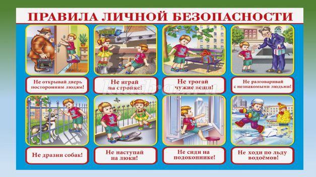 Реферат правила безопасного поведения дома обж 1202