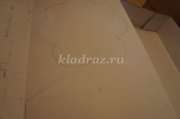 18042_fa13a2fedef166ac9a299f6ddda9357e Как сделать объемное дерево из бумаги. Объемное дерево из бумаги своими руками. Делаем объемное дерево из бумаги своими руками. Инструкция пошагово.