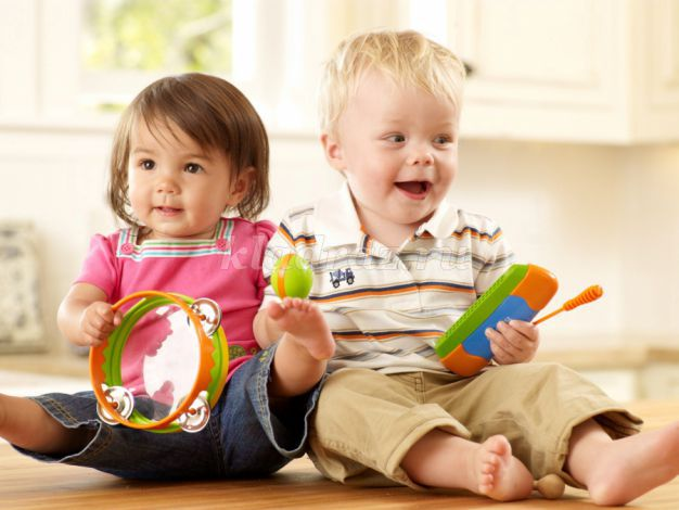 Психолого-педагогическая характеристика детей раннего возраста