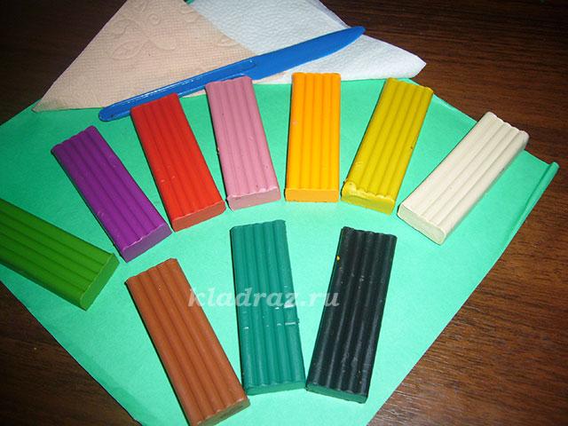 Поделки из бумаги клея ножниц и пластилина