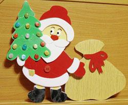 Дед мороз своими руками на конкурс