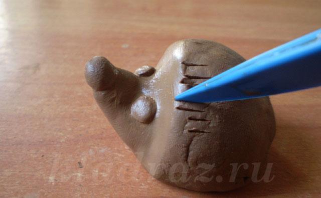 Своими руками из глины для детей