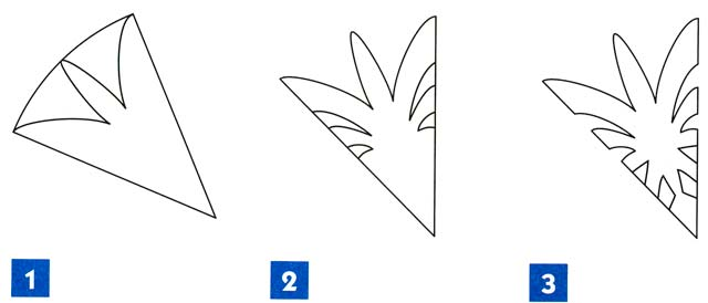 Как вырезать лучшие снежинки из бумаги своими руками поэтапно