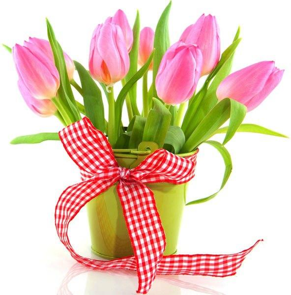 Красивые поздравления на 8 марта