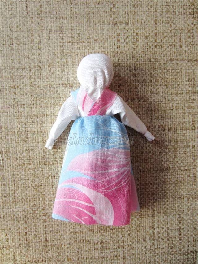 Кукла закрутка сделать своими руками 92