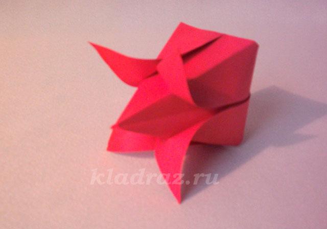Фото как оригами сделать