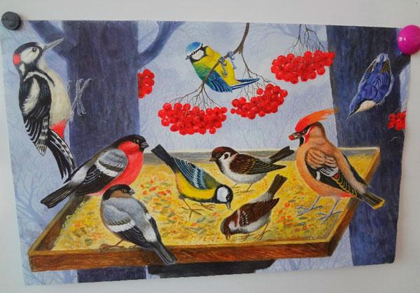 знакомство с живописью в средней группе