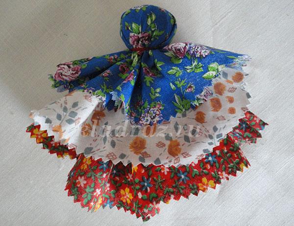 Кукла своими руками для детей пошаговое фото