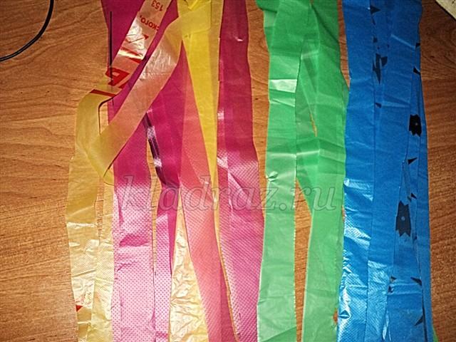Плетеный коврик. Мастер-класс