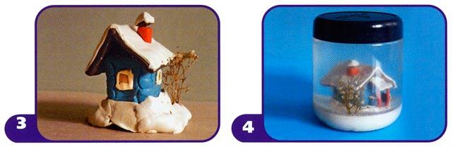 Игрушка своими руками из цветного картона
