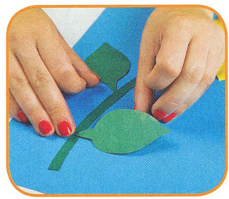 детские пинетки цветной пряжей спицами