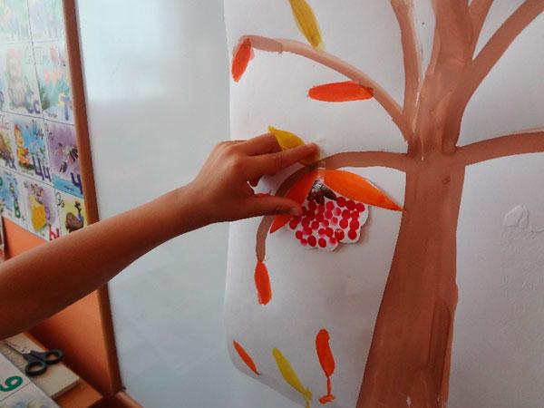 Конспект занятия по рисованию радуга