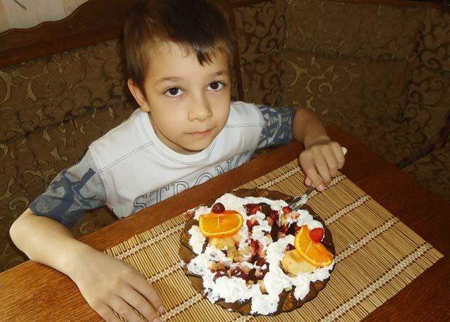 сценарии праздников о здоровом питании
