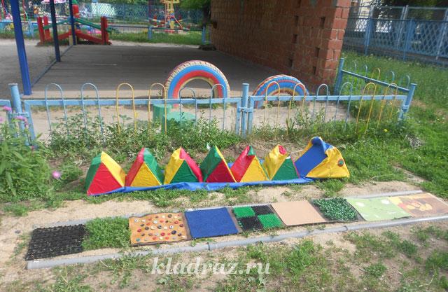 Оформление участка сада своими руками