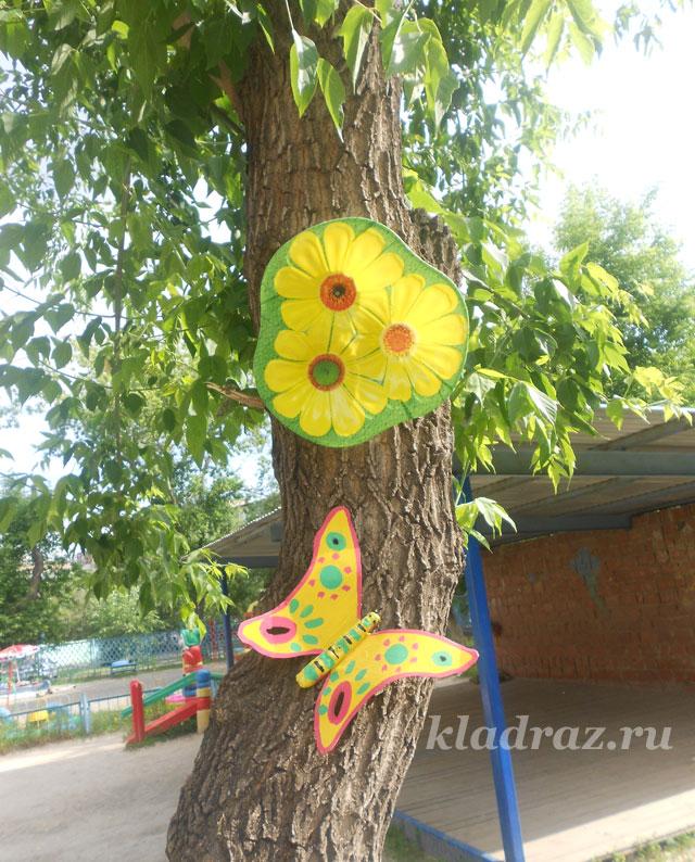 Насекомые для детского сада на участок