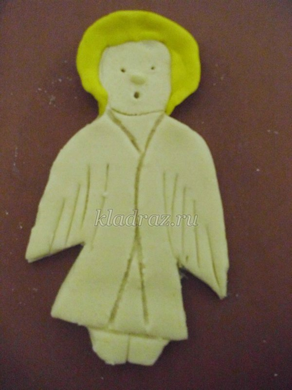 Ангел из салфетки своими руками фото 147
