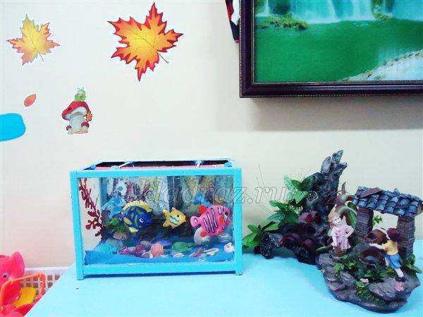 Подводный мир поделка своими руками фото 22