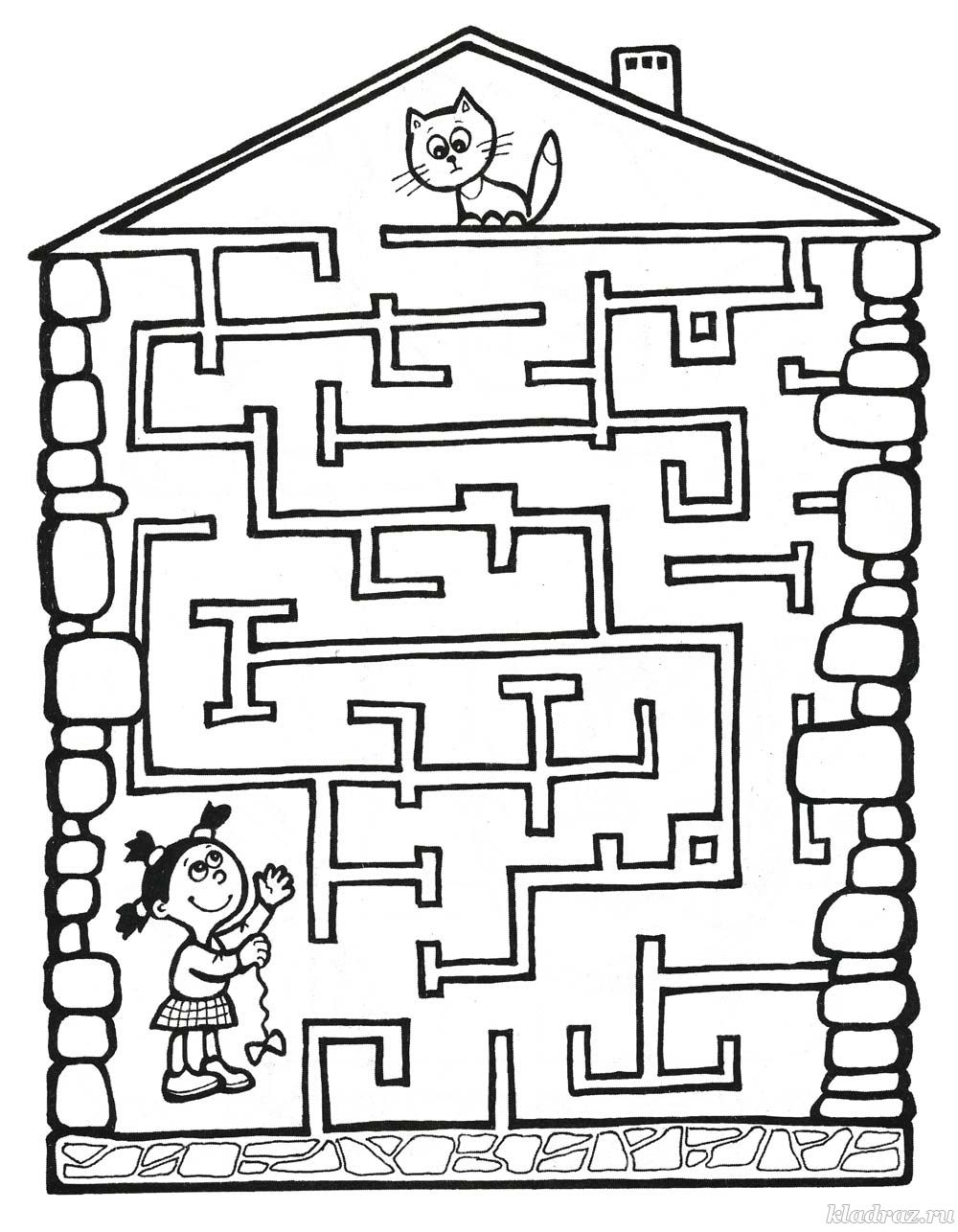 Картинки головоломки для детей 5 лет