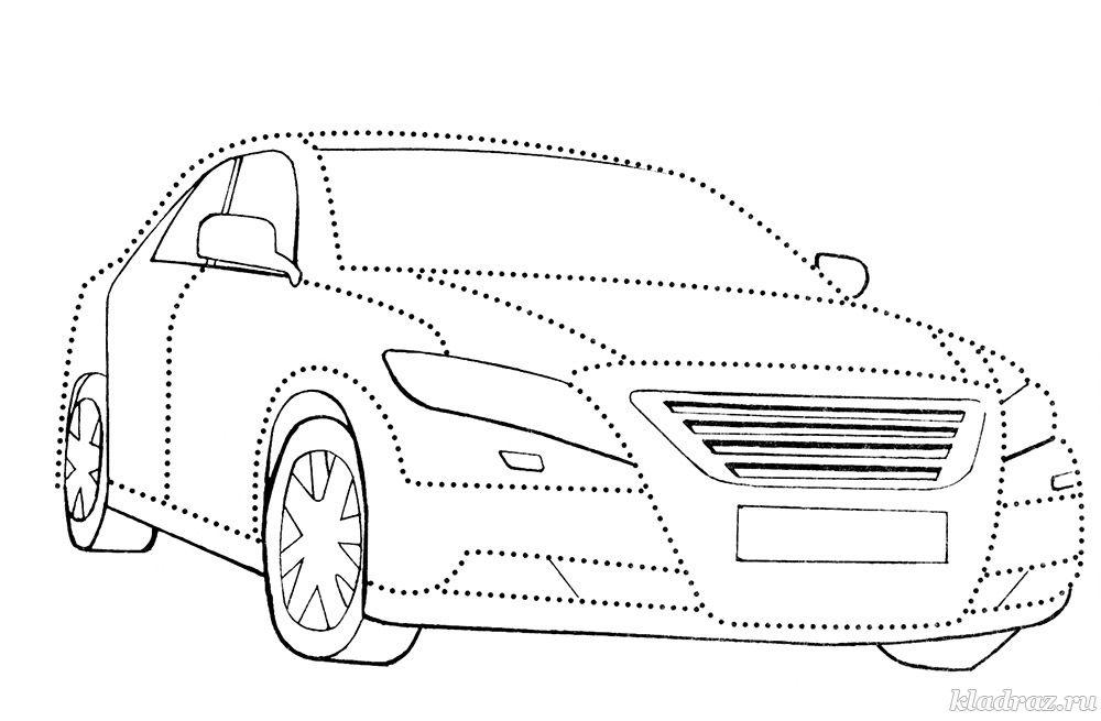 Игры раскраски большие машины