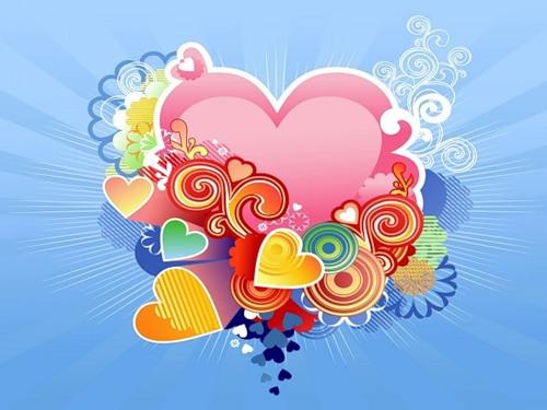 Поздравление на день святого валентина для родителей