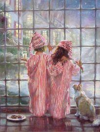 Стихи о зиме для детей 3 4 лет