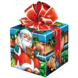 Организация планирует приобрести подарки для клиентов к