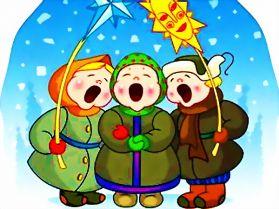 Детские рождественские колядки