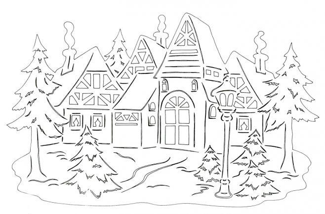 Следующая.  11 декабря 2012. зимний узор, вырезание из бумаги.  Нет комментариев.  Ваш будет первым!