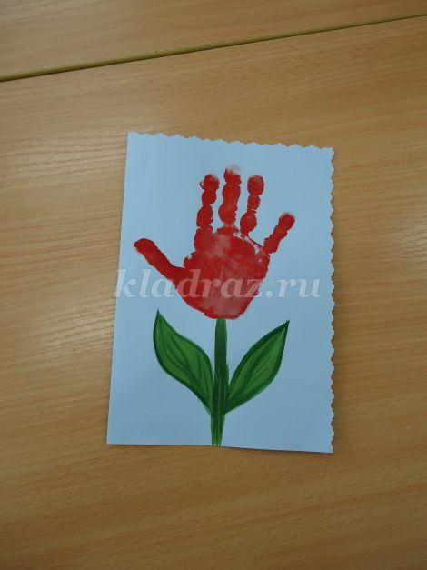Детские открытки для девочек с 8 марта
