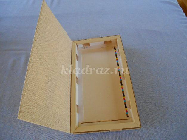 Фоторамка своими руками из коробки от конфет своими руками