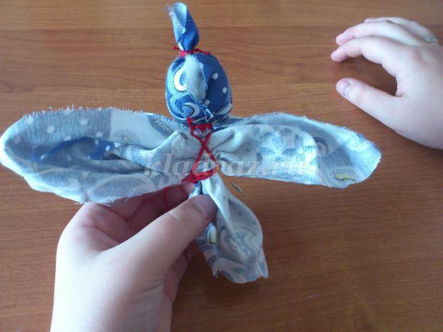 Куклы-птицы своими руками