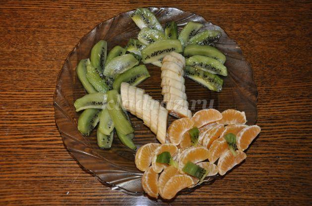 Мастер класс красиво подать фрукты на стол 60