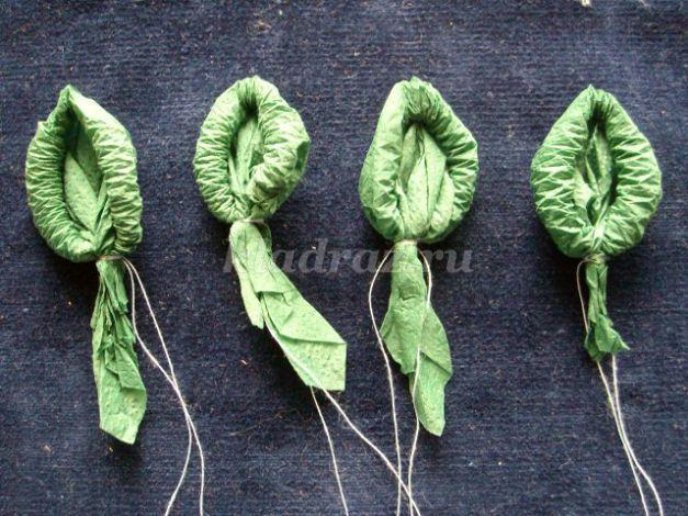 Как сделать к листиками