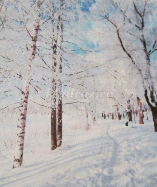 Минусовка песни рисует узоры мороз на оконном стекле