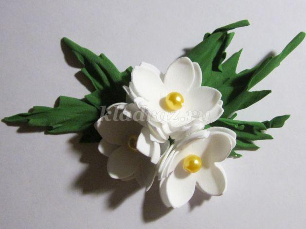 Тюльпаны из фоамирана  Страна Мастеров