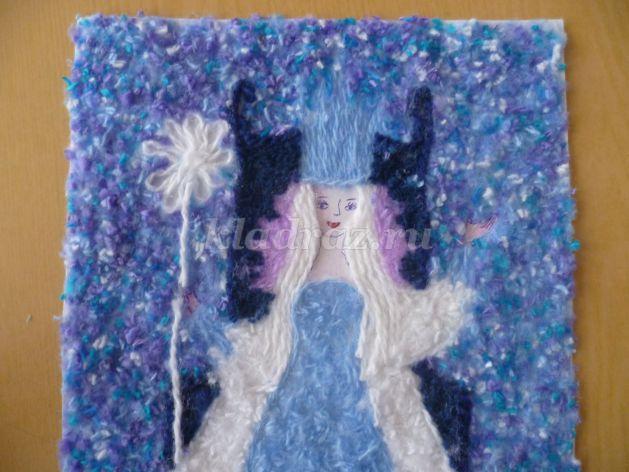 Трон для снежной королевы своими руками 72