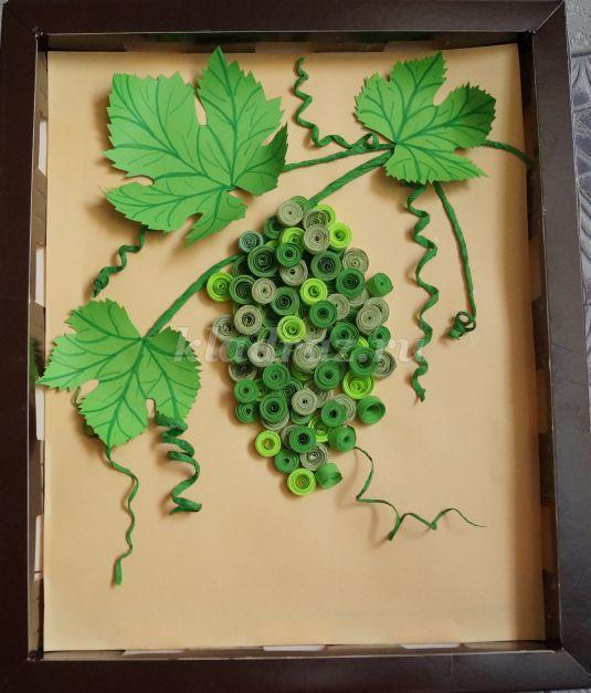 Поделка своими руками виноградная лоза