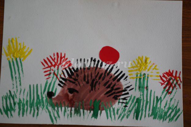 Рисование занятия для детей мастер класс