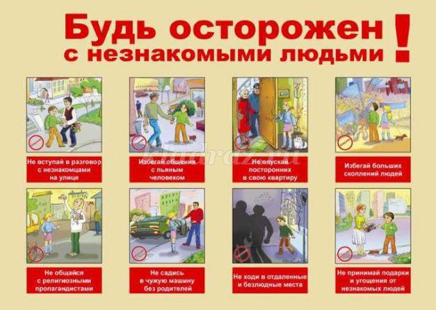 Сценарий по пожарной безопасности для школьников