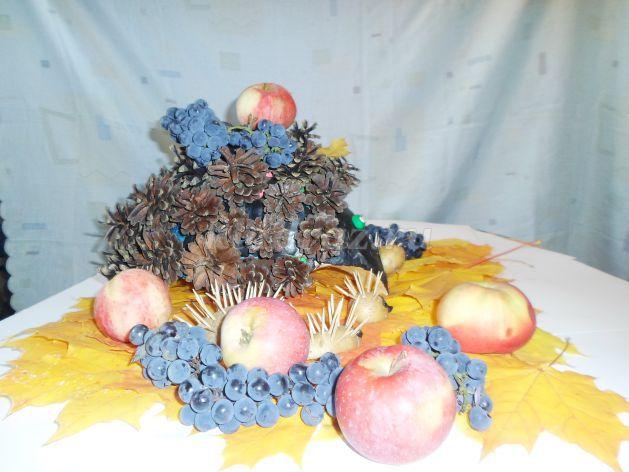 Поделки из картофеля в детский сад