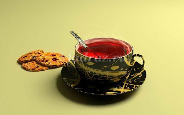 Сценарий на новогодние чаепитие