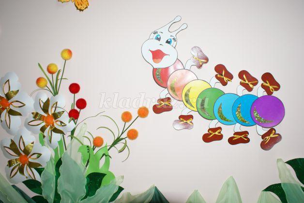 Декор в детский сад своими руками