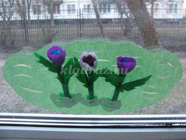 Картинки весны для оформления приемной в доу